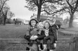 Warwickshire family