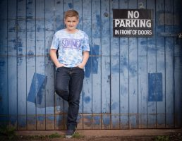 Family photoshoot- teenage boy near Redditch, Worcestershire