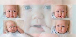 baby photographer birmingham - album page