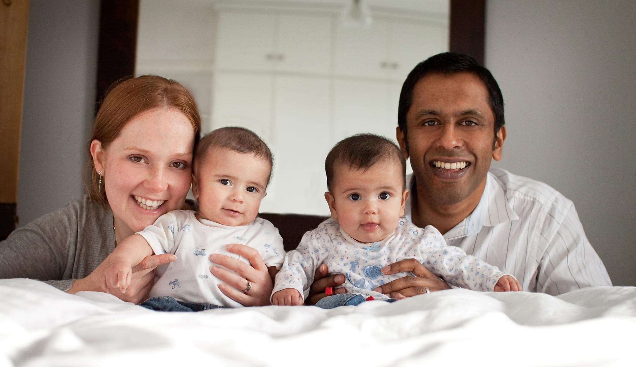 Family with twins photographed in birmingham birmingham