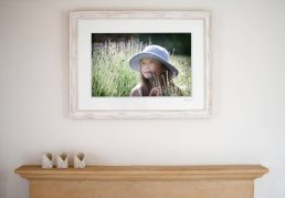 Photographer Redditch - framed image on wall