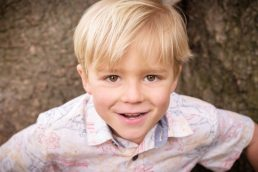 Boy, by a specialist children's photographer