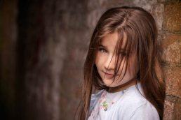 girl by family-photographer-Leamington-Spa
